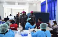 Serbuan Vaksinasi TNI AL, AAL - Lantamal V Layani Ribuan Vaksinasi bagi Masyarakat Maritim