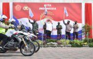 TNI  dan POLRI Bersinergi Salurkan Bansos
