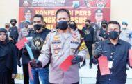 Polresta Sidoarjo Ringkus Satu Pelaku Begal, Tiga DPO