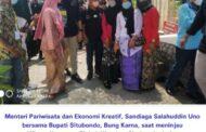 Kampung Blekok Situbondo masuk 50 besar dari 75 ribu desa wisata di Indonesia.