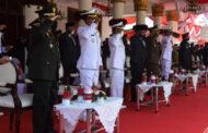 Wakil Gubernur AAL Hadiri Peringatan Hari Kesaktian Pancasila di Gedung Negara Grahadi